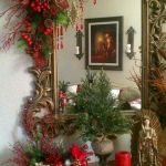 Brilliant Christmas Garland Decorating Ideas 217