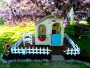 Captivating Playhouse Plan Into Your Existing Backyard Space