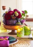 Exquisite Thanksgiving Candle Displays Ideas And Placements