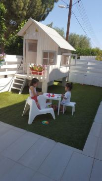 Fantastic Playhouse Plan Into Your Existing Backyard Space