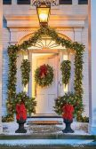 Gorgeous Outdoor Christmas Lights Decoration Ideas