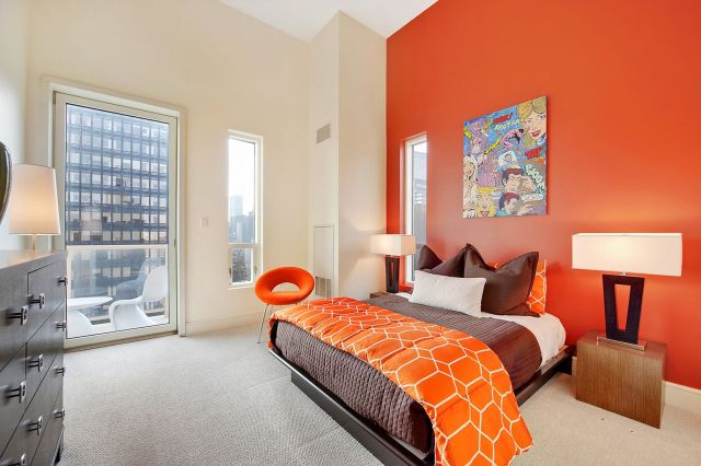 Ideas for Bedroom Wall Paint Color Combination 4