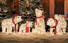 Impressive Outdoor Christmas Lights Decoration Ideas