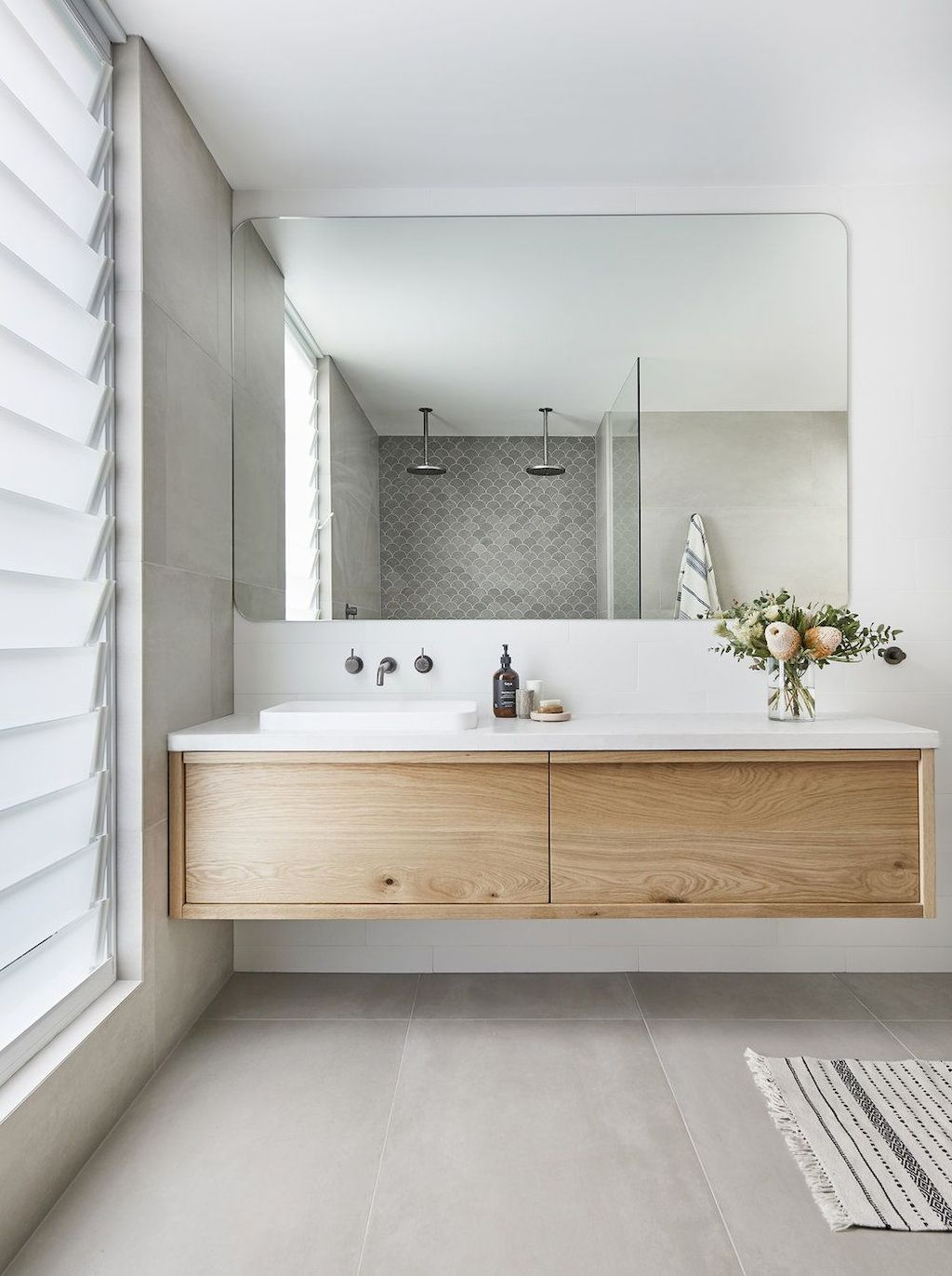 Incredible Stylish Color Scheme For Your Bathroom