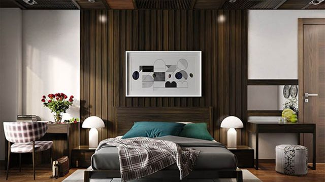 Modern Minimalist Style Bedroom Decoration Ideas 3