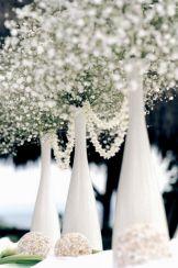 Normous Beautiful Winter Wedding Decoration Ideas