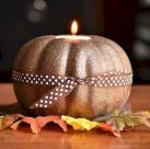 Spectacular Thanksgiving Candle Displays Ideas And Placements