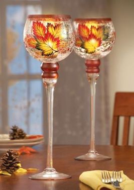 Wondrous Thanksgiving Candle Displays Ideas And Placements
