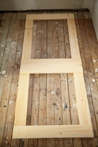How to Build Barn Doors | Home, Travel, Love