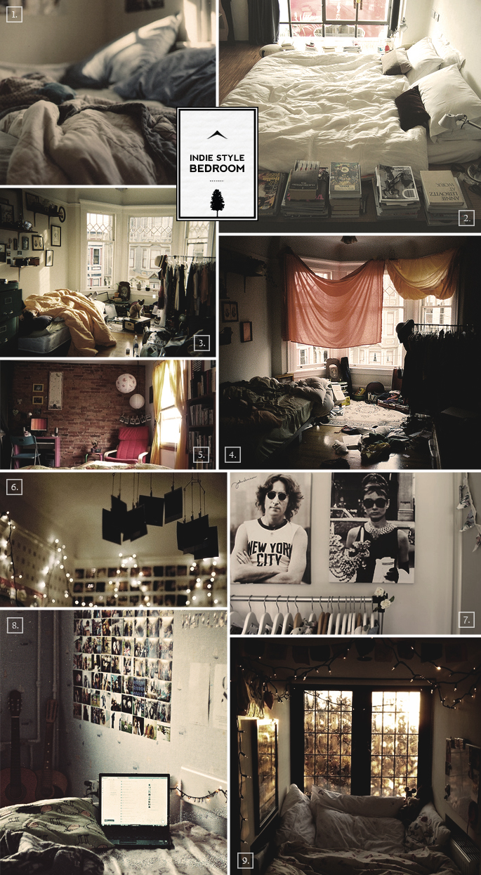 Casual Style Indie Bedroom Ideas And Decor Inspiration
