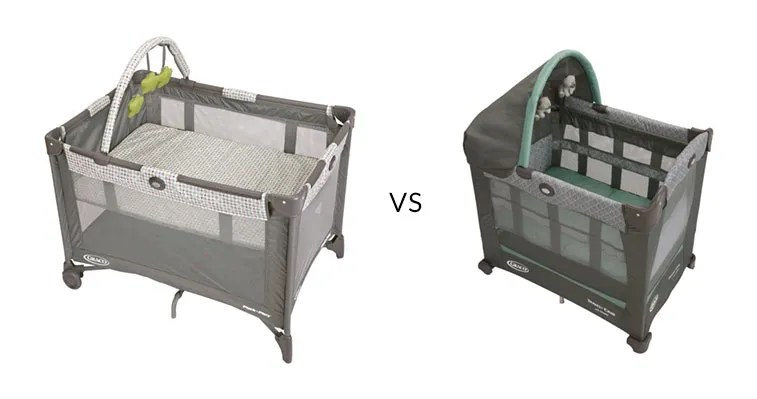 graco pack n play bassinet vs graco pack n play travel lite