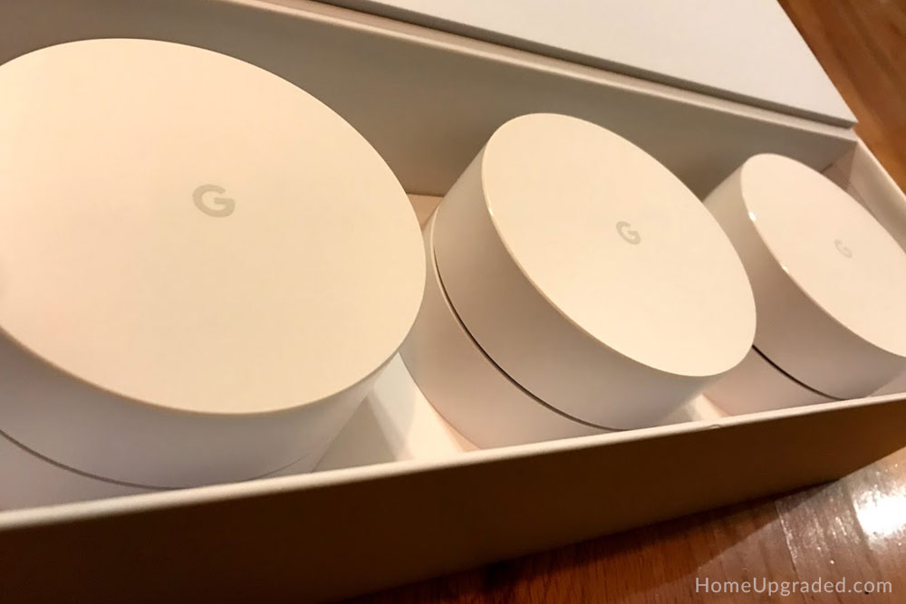 Google WiFi Review: Finally, strong signal everywhere in our thick