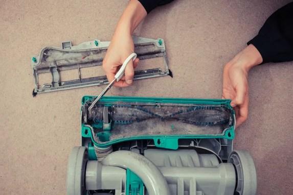DIY vacuum repair