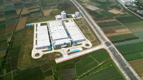 Miele Factory in China where Miele Vacuum Cleaners are made (S190, S700 S4, and S5 series)