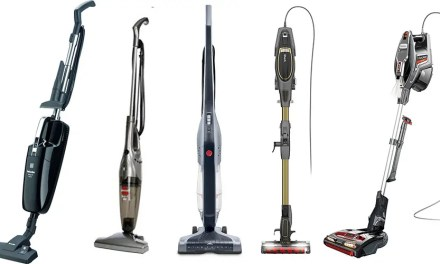 Best Corded Stick Vacuums for 2018 – No Batteries No Problems