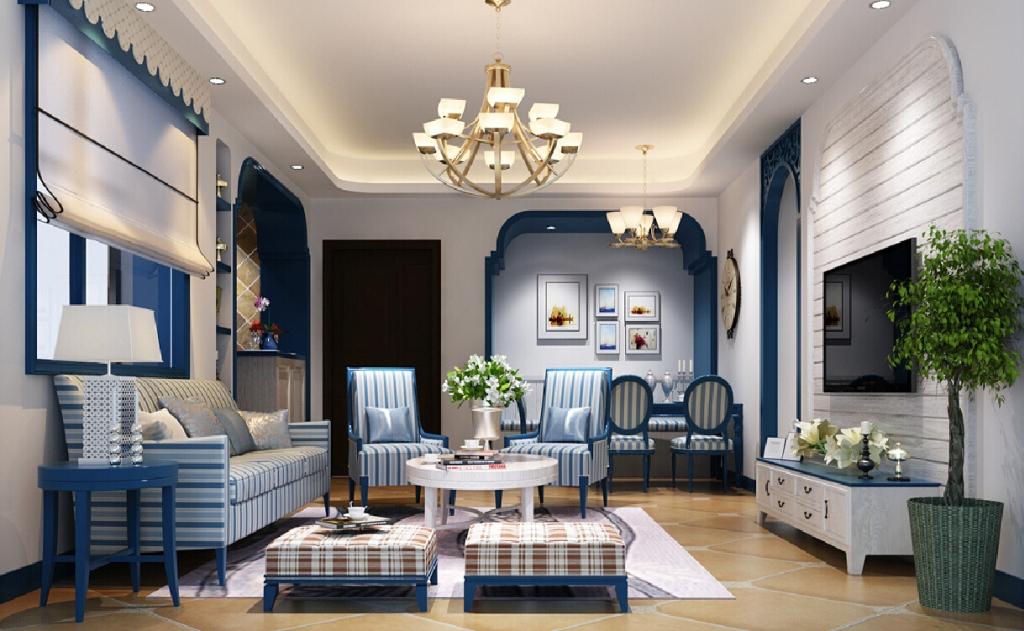 Mediterranean Interior Design Ideas For Bedrooms