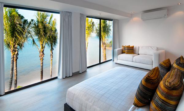 sensual mediterranean bedroom