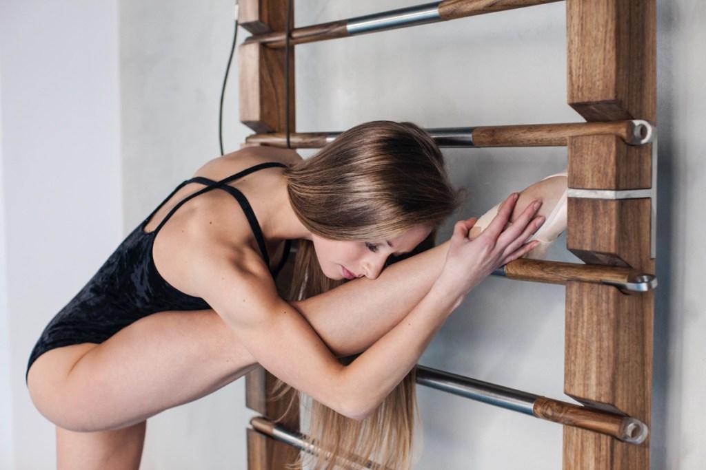 luxury fitness vertical bars