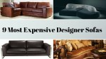 Most Expensive 9 Designer Couches