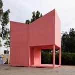 Pink Silent Room Offers A Meditation Place Close To Beirut Highway