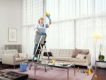 Easy Clean The Living Room With These Tips