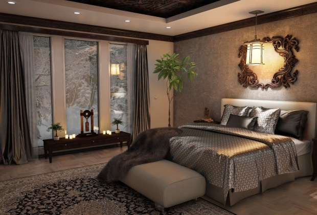 how to stage a bedroom