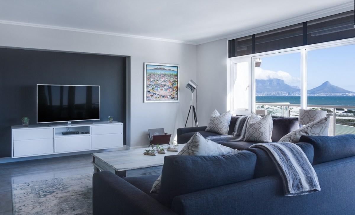 Minimalist Design - modern lounge