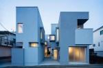 Co-Connect House by Hugo Kohno Architect Associates