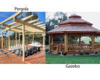 Pergola vs Gazebo | Homeverity.com