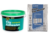Tile Adhesive Vs Thinset