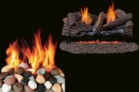 Gas Log Fireplace vs Wood Burning | Homeverity.com