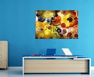 abstract canvas wall art u2013 red and yellow abstract wall art