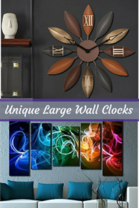 Charming Timeless and Cute Unique Wall Clocks & Charming Timeless and Cute Unique Wall Clocks | Home Wall Art Decor