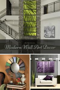 Unique Modern Wall Art Decor   Home Wall Art Decor