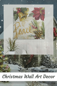 Christmas Wall Art Decor