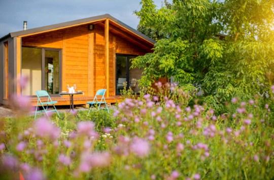 Cottage for retirement living