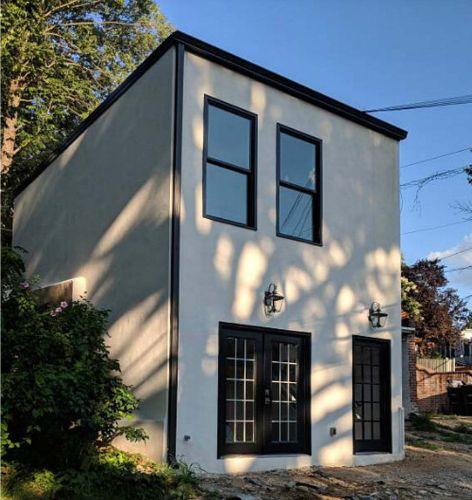 ADU, Backyard home, two story secondary home, carriage house