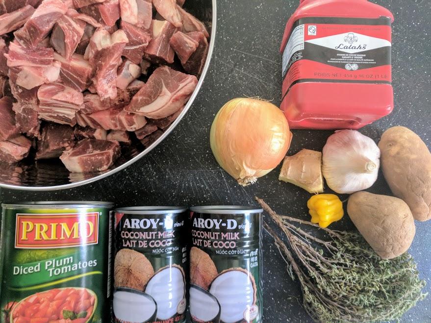 best jamaican curry recipe