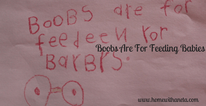 #BoobsAre4FeedingBabies www.homewithaneta.com