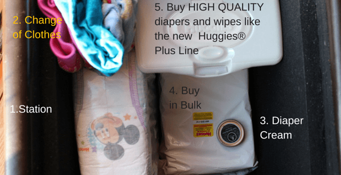 Huggies® Little Movers Plus