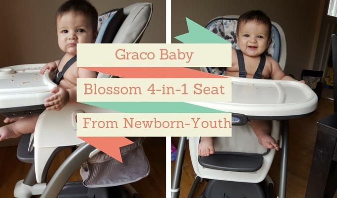 Graco Blossoom 4-in1