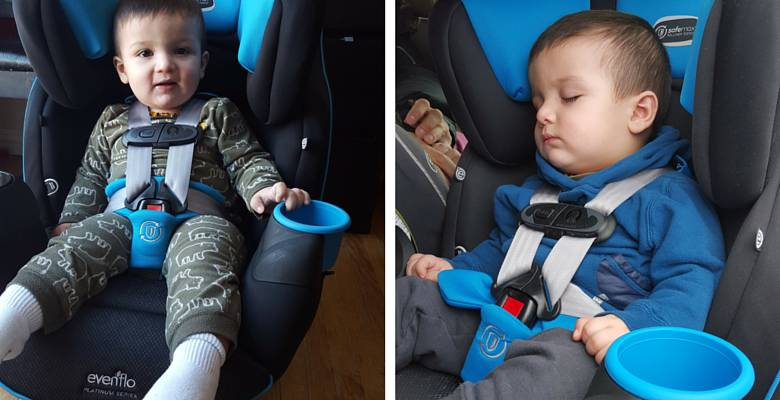 Our Evenflo Family-Platinum SafeMax™ All-in-One Car Seat