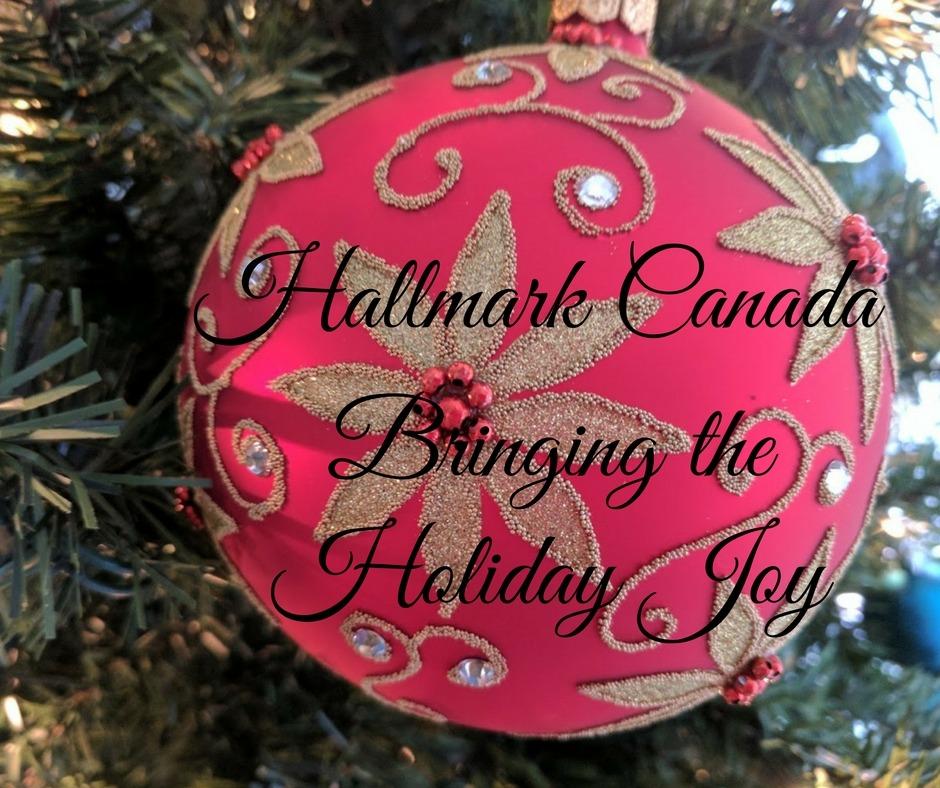 - Hallmark Canada Bringing The Holiday Joy €� Home With Aneta Alaei