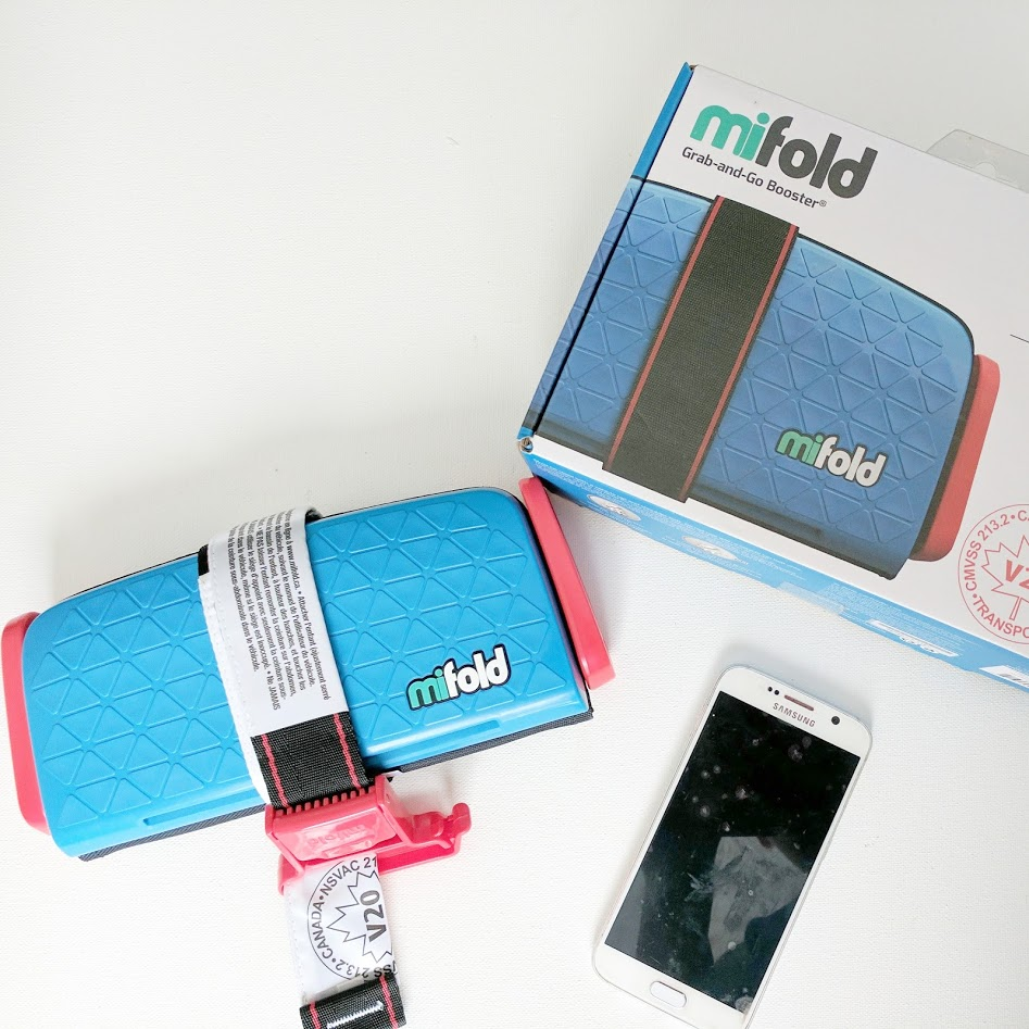 mifold grab-and-go booster