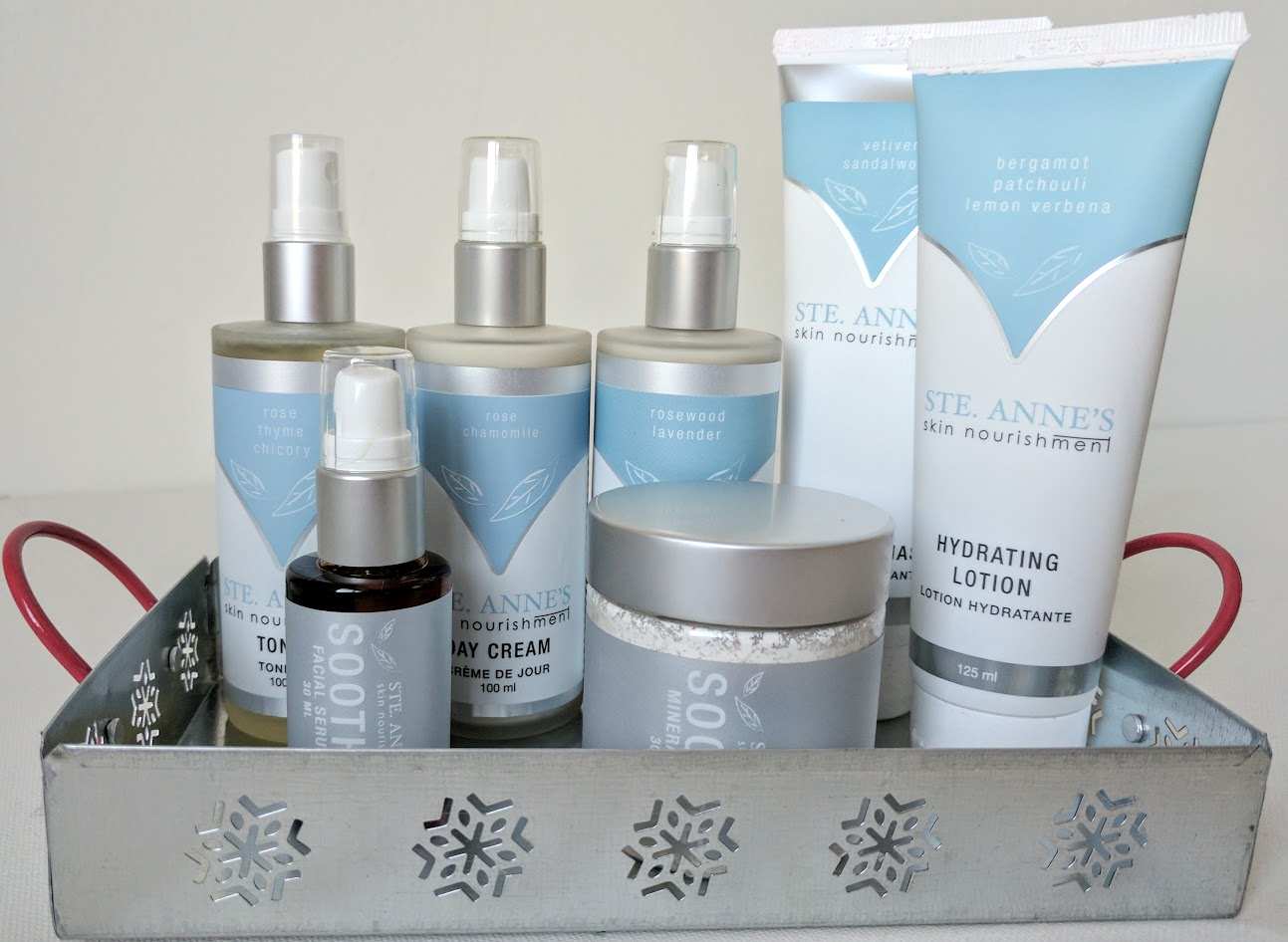 Ste. Anne's Skin Nourishment Review + Spa Getaway Giveaway