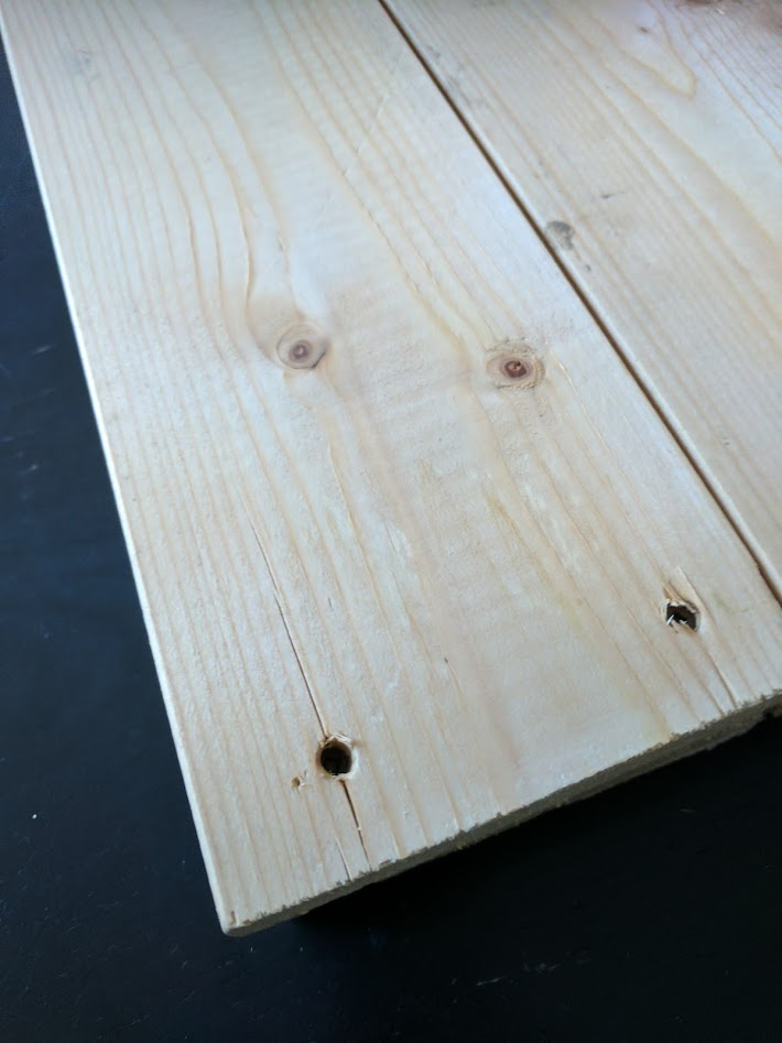 DIY Wood Photography Background Tutorial
