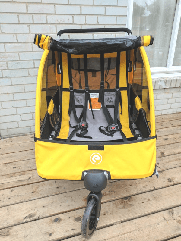 Traveler Lite Bicycle Trailer from Everyday Bicycles