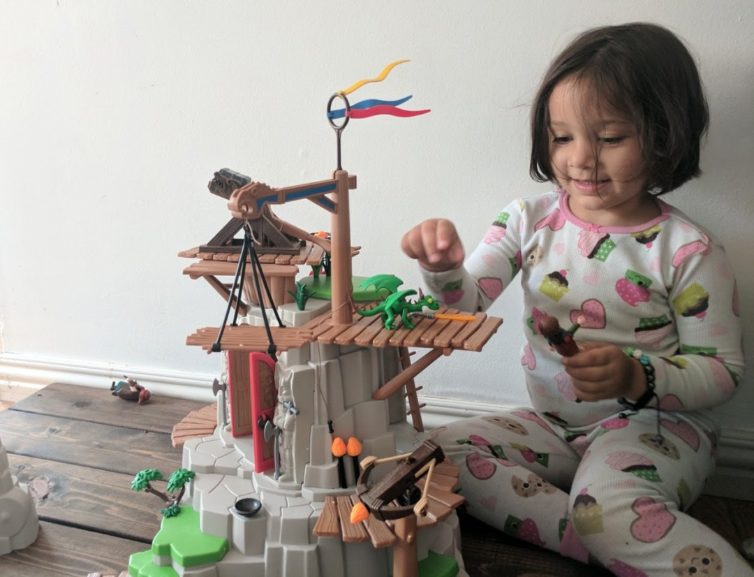 PLAYMOBIL Berk Play Set from How To Train Your Dragon