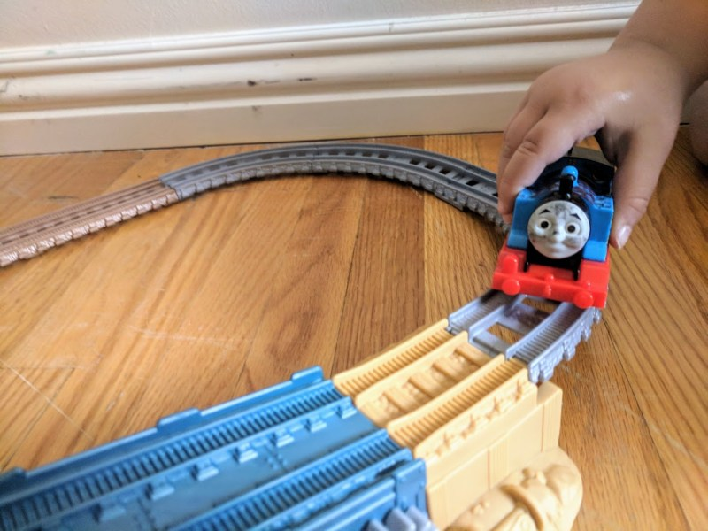 Thomas & Friends™ TrackMaster™ Scrapyard Escape Set