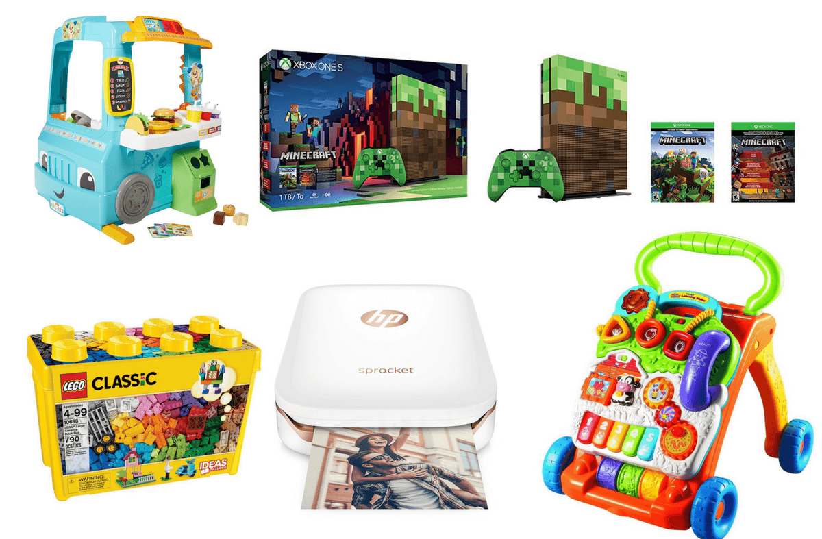 Top Toys for Kids of All Ages + Giveaway (Value $50)
